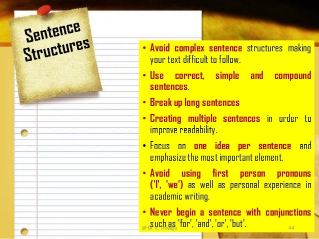 how to use for example in asentence