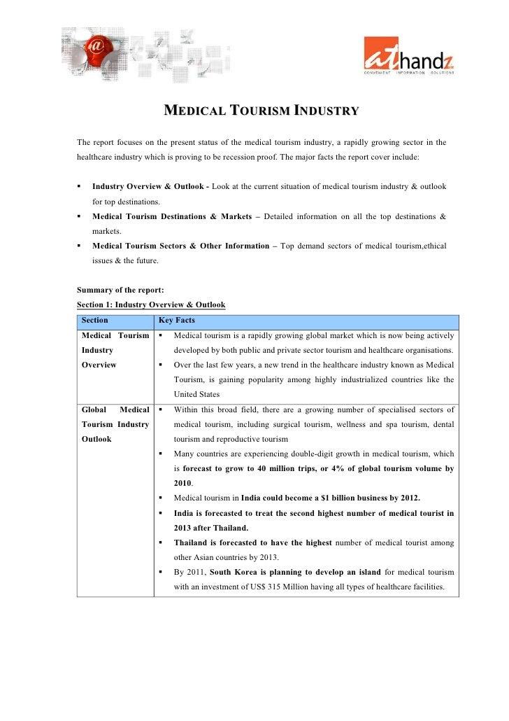 Medical Tourism Market
