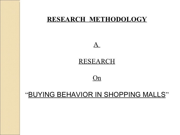research consumer behavior Our research ranges from examining the decisions of individuals to decisions at the societal level we focus on perception, acceptance, and behavior related to new.