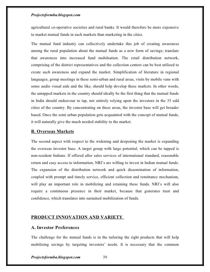 research report in finance The society of actuaries committee on finance research is pleased to make  available a research report that describes trends in asset allocation of major life.