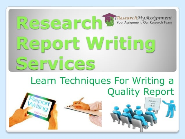 Research writing agencies
