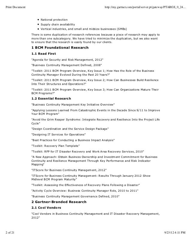 Beautiful Business Continuity Manager Resume Pattern - Professional ...