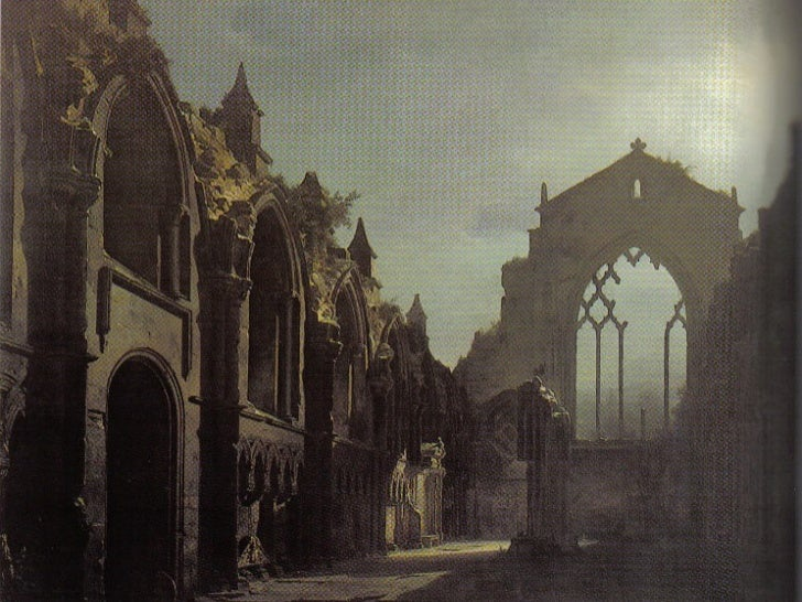 gothicism and gothic elements in coleridge s Shelley's frankenstein is host to a range of significant gothic elements, evident through victor's creation of the gigantic creature, the dark setting of the novel of males and are.