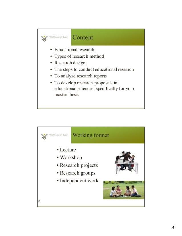 PhD Research Seminar