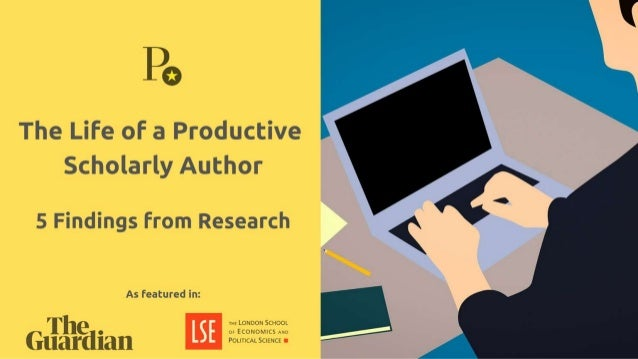 Over 2018, we conducted research into the productivity of academic authors. We wanted to learn more about what they wrote,...