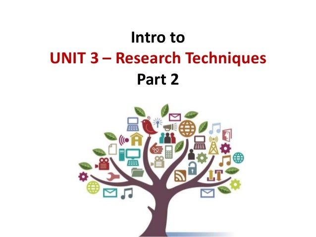 research techniques Ethnographic research methods  not excluding any from the range of methods that an ethnography should feel free to use so that they can.