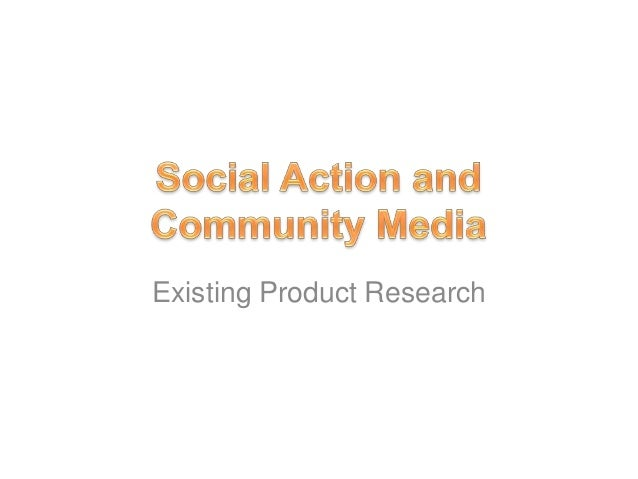 Existing Product Research