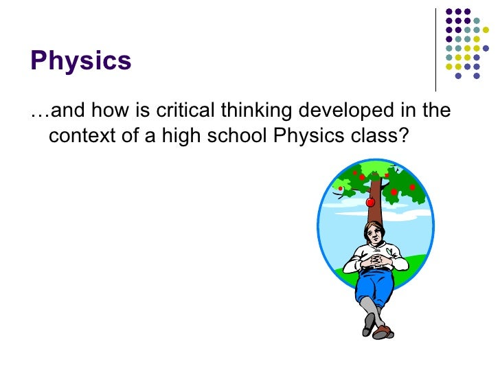 Physics research topics for high school