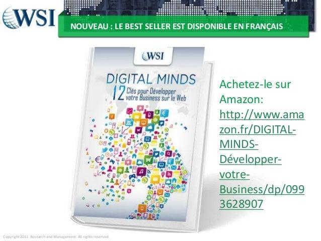 NOUVEAU : LE BEST SELLER EST DISPONIBLE EN FRANÇAIS  Achetez-le sur Amazon: http://www.ama zon.fr/DIGITALMINDSDéveloppervo...