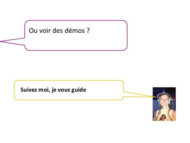 Apprenez les réseaux sociaux en vidéo Slide 3