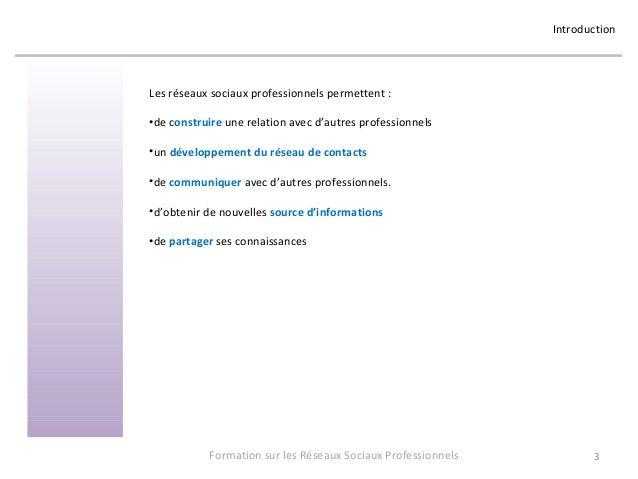 Réseaux Sociaux 5 - Formation sur les réseaux sociaux professionnels  - pour Oasys - juillet 2013 -  par Alban Jarry Slide 3