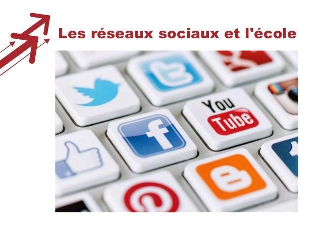 Les réseaux sociaux et l'école