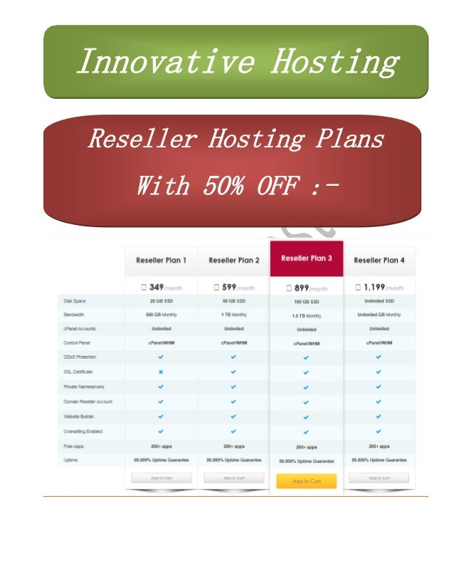 Free SSL certificate offer with Reseller Hosting Plans