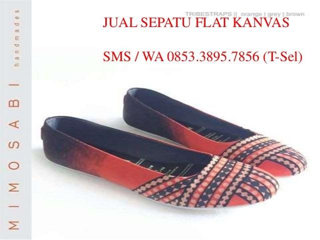 JUAL SEPATU FLAT KANVAS SMS   WA 0853.3895.7856 (T-Sel) ... 7e36ee8c50