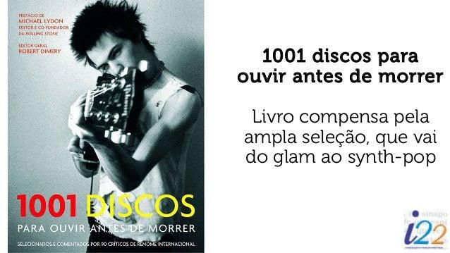 PDF DE MORRER BAIXAR DISCOS PARA OUVIR ANTES 1001