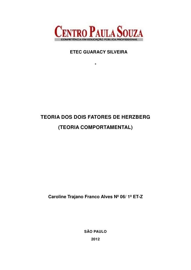 ETEC GUARACY SILVEIRA                       E                       T                       E                       C     ...
