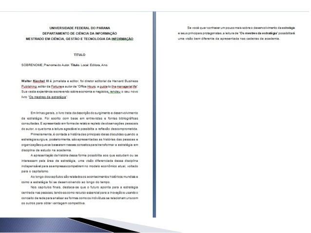 LAKATOS, Eva Maria; MARCONI, Marina. Fundamentos da Metodologia  Científica. São Paulo: Atlas, 1991.PUCRS. Guia de produçã...