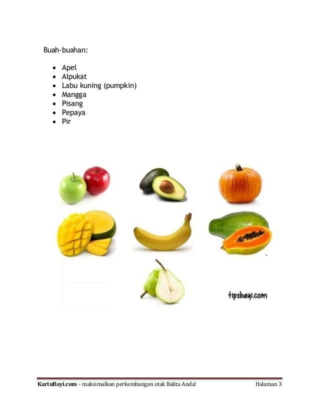 Makanan Pendamping Bayi 8 Bulan