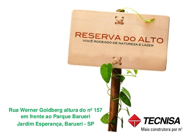 Rua Werner Goldberg altura do nº 157    em frente ao Parque Barueri  Jardim Esperança, Barueri - SP