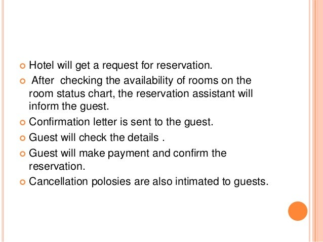 Hotel reservation confirmation letter and then book the room 3 hotel altavistaventures Choice Image