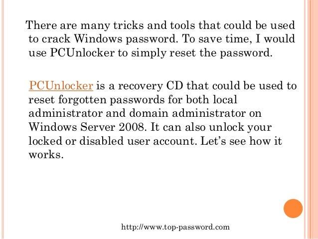 download pc unlocker crack