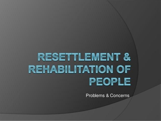 Problems & Concerns