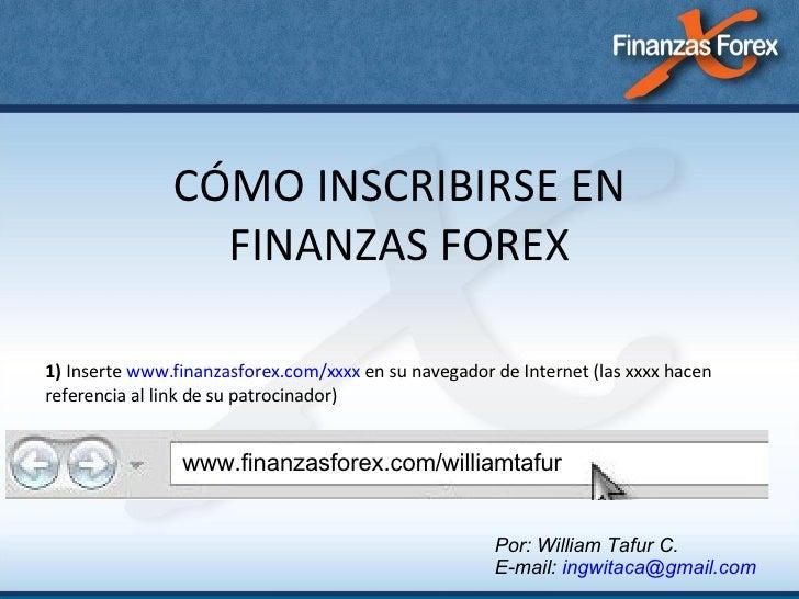 Amigos de finanzas forex