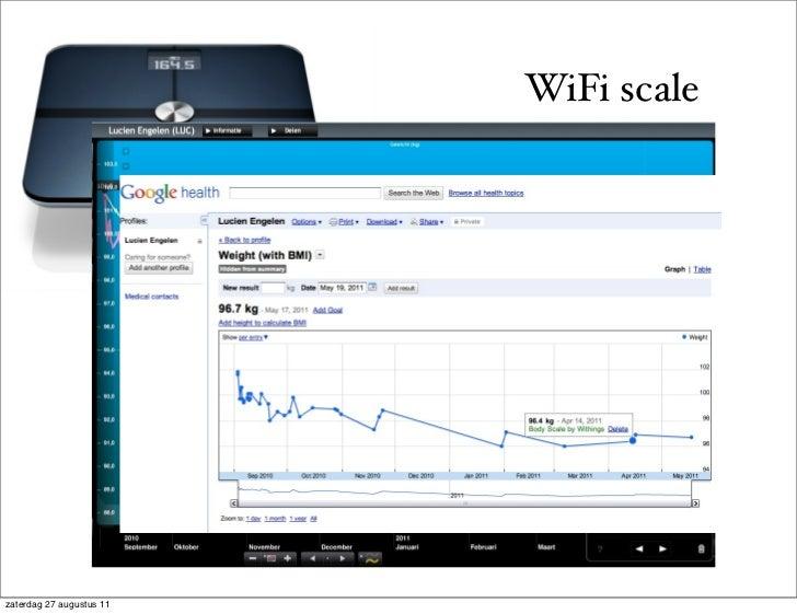 WiFi scalezaterdag 27 augustus 11
