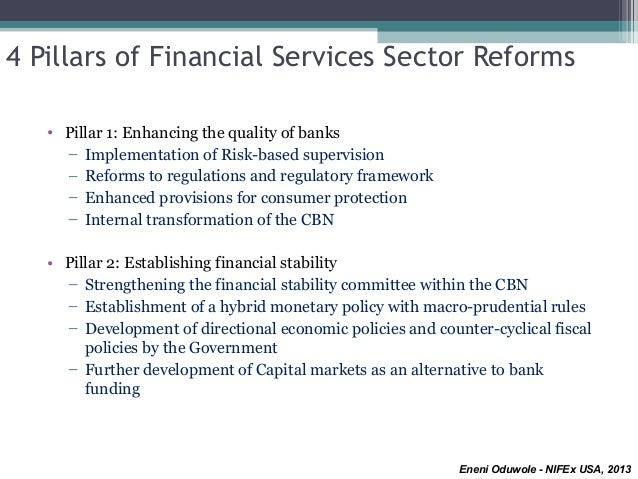 the impact of financial sector policies Get this from a library the impact of financial sector policies on banking in ghana [martin brownbridge augustine fritz gockel institute of development studies (brighton, england)].