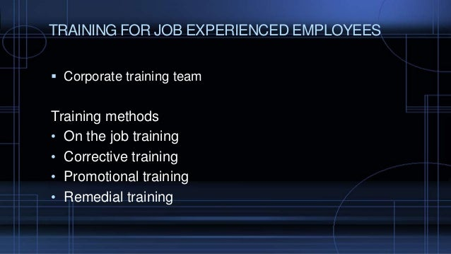 training methods at infosys There are various methods of training, which can be divided into cognitive and behavioral methodstrainers need to understand the pros and cons of each method, also its impact on trainees keeping their background and skills in mind before giving training.