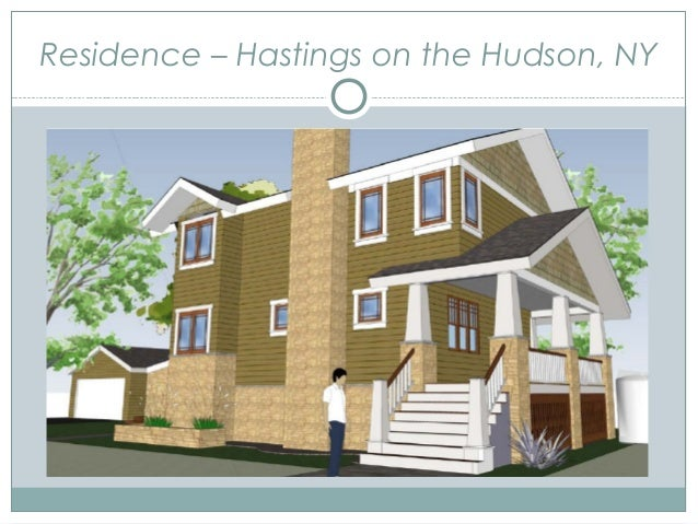 Residence – Hastings on the Hudson, NY