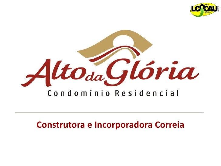 Construtora e Incorporadora Correia
