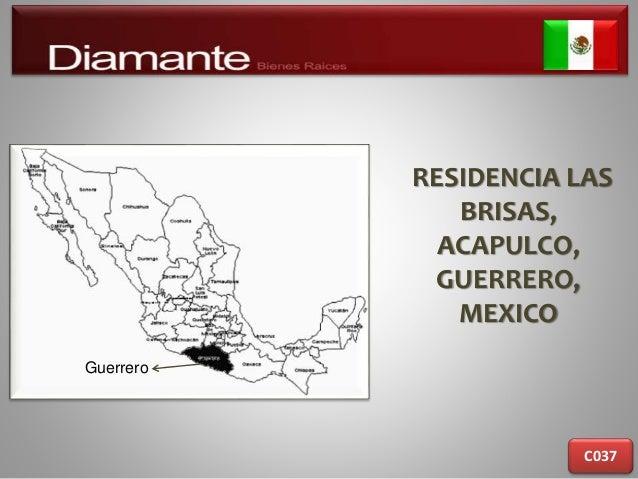 RESIDENCIA LAS BRISAS, ACAPULCO, GUERRERO, MEXICO C037 Guerrero