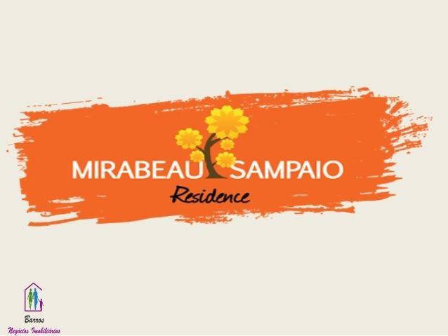 Mirabeau Sampaio Residence - Barbalho