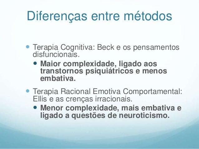 Diagrama Cognitivo Desenvolvimento Crenças Fundamentais Pressupostos, Regras, Expectativas e Atitudes Estratégias Compensa...