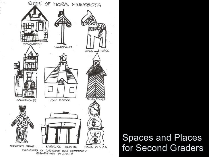 Spaces and Places for Second Graders