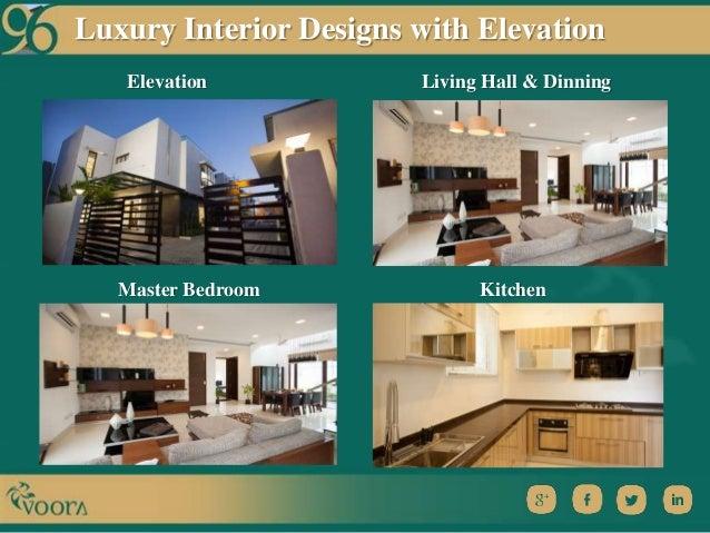 Interior design for house sale
