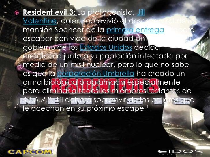 Resident       evil 4: Raccoon City ha sido destruida bajo las órdenes del gobierno de los Estados Unidos, luego de que l...