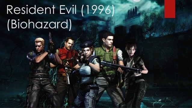 Resident Evil (1996) (Biohazard)