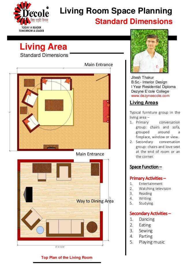 Jitesh Thakur Interior Design 2 Year Diploma Programme