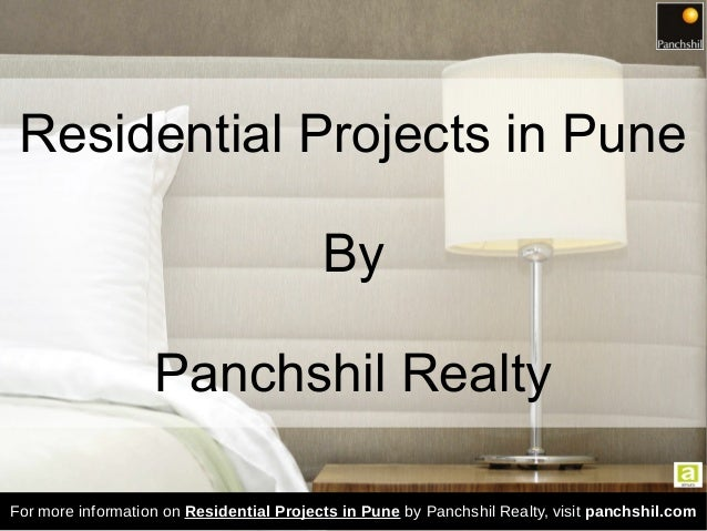 Residential Projects in Pune By Panchshil Realty For more information on Residential Projects in Pune by Panchshil Realty,...