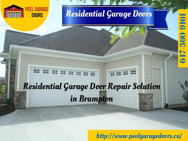 Residential And Commercial Garage Door Installation Repair Services