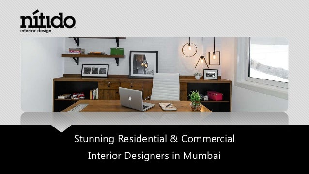 Residential And Commercial Interior Designer In Mumbai