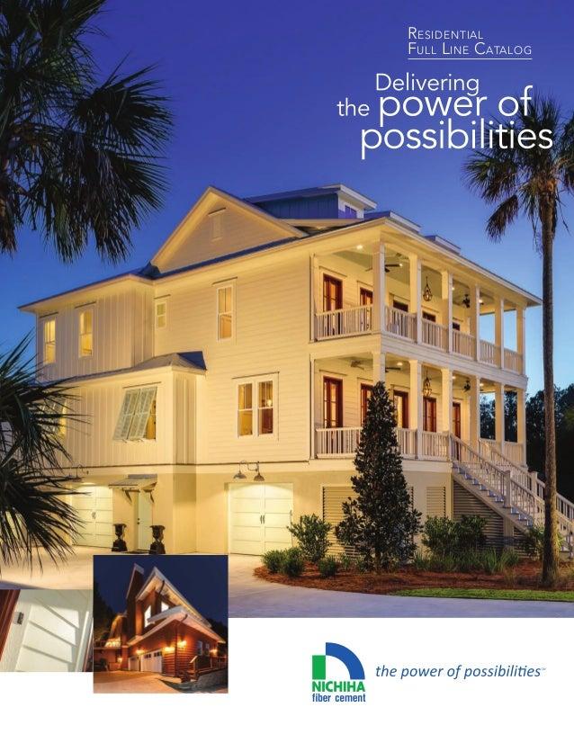Residential Full Line Catalog