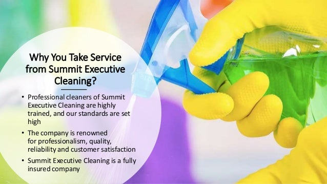 Residential Cleaning Services Near You in Summit County Slide 3