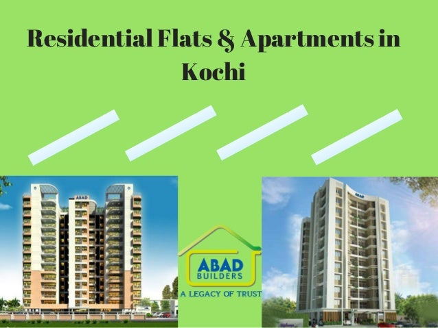 Residential Flats & Apartments in Kochi