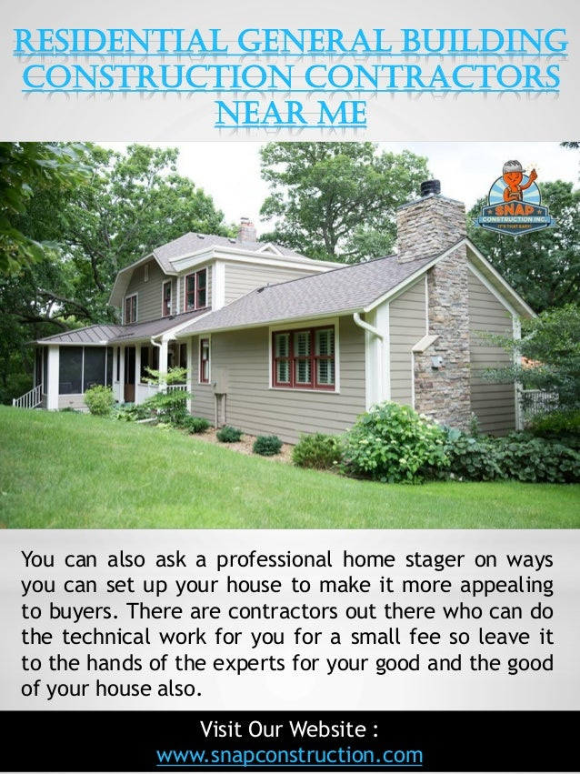 Residential House Construction Builder Company Near Me
