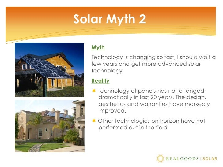 Real Goods Solar Residential Services 2010