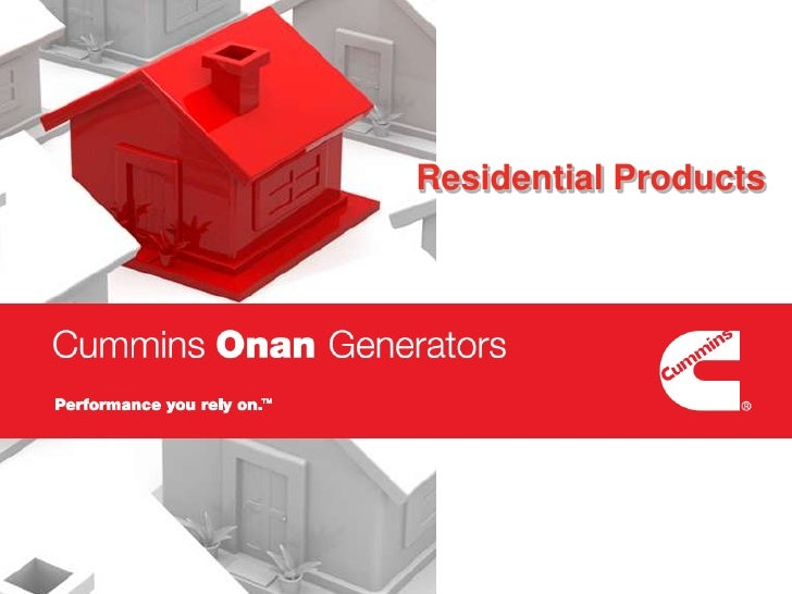 Residential Products     1
