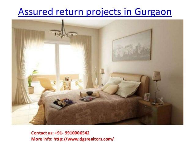 Residential properties in gurgaon Slide 3